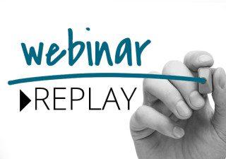Webinar Replay